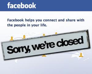 Facebook a picat. Panica se muta pe Twitter