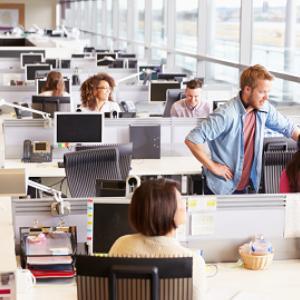 De ce sunt birourile tip open-space ideale pentru angajat si angajator deopotriva