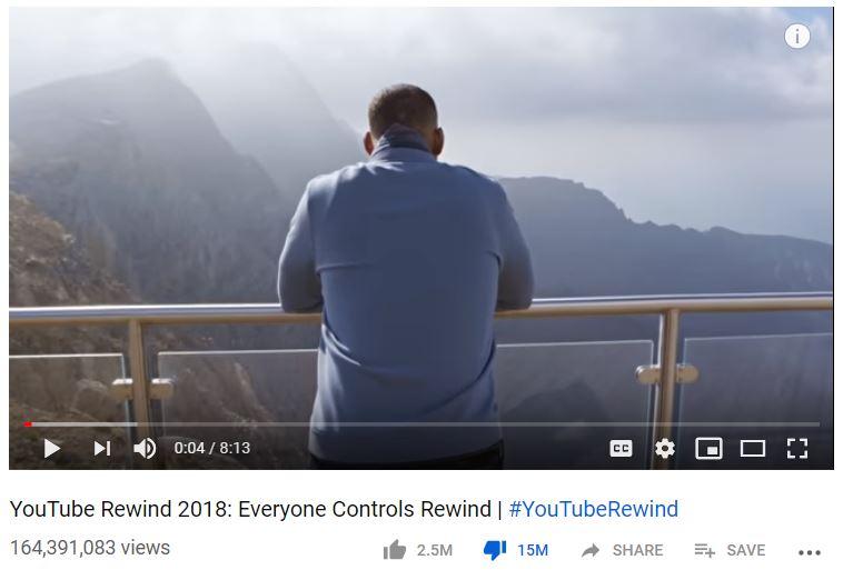 YouTube incearca sa elimine butonul de dislike