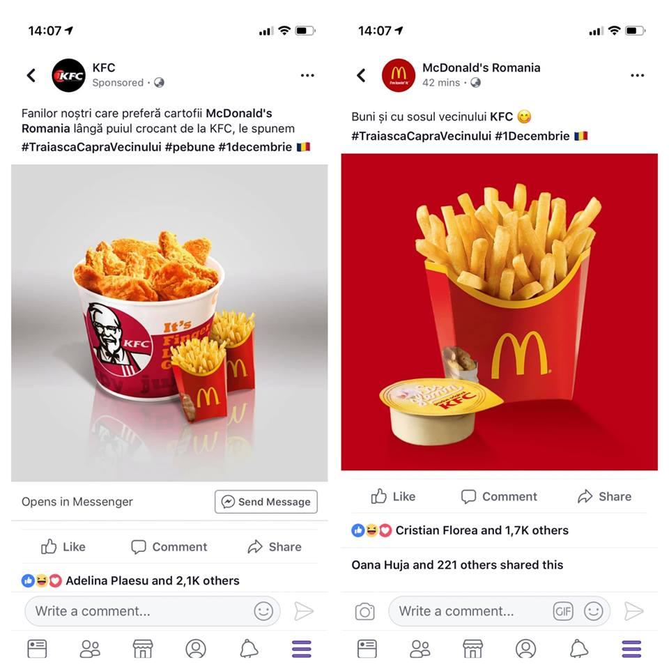 10 exemple geniale de marketing in timp real