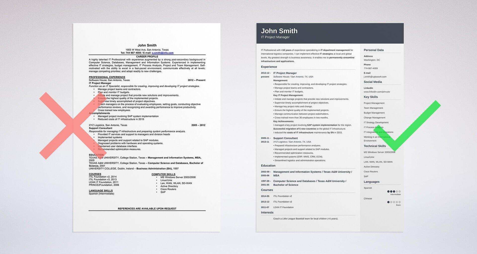 CV-ul tau nu este atat de important pe cat crezi