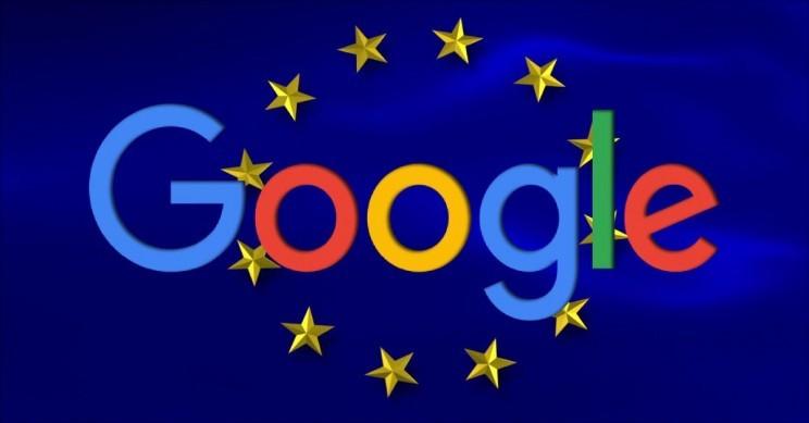 Google, amendata cu 1,49 miliarde euro privind publicitatea online