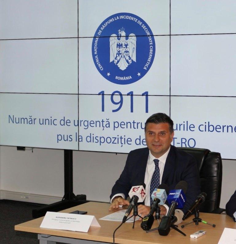 1911 este numarul unic pentru urgente cibernetice