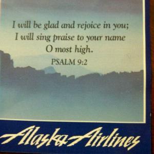 Alaska Airlines devine o companie laica