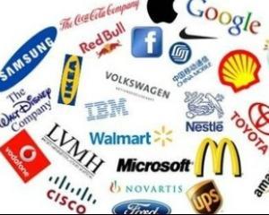 Top 10 cele mai valoroase branduri din lume