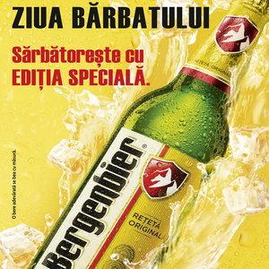 5 mai, Ziua Barbatului si ziua lansarii de ambalaj Bergenbier