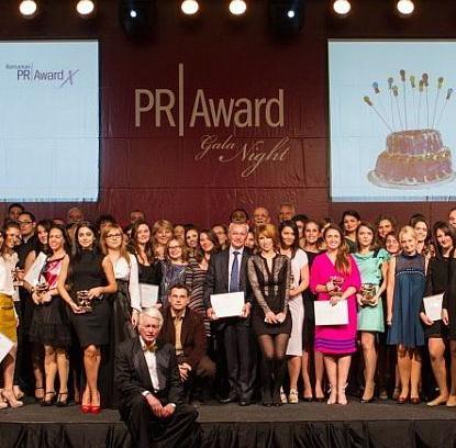 THE PRACTICE este agentia de PR a anului 2012