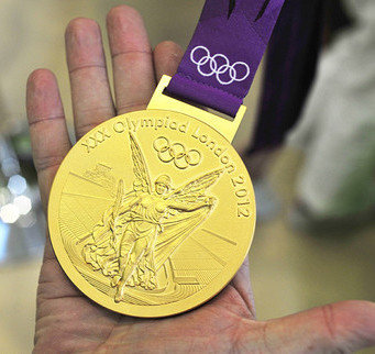 Cine a luat aurul olimpic in materie de social media