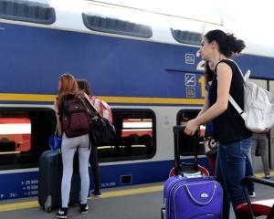 CFR anunta program special pentru circulatia trenurilor in perioada vacantei de 1 Mai