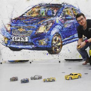 Chevrolet provoaca creativitatea tinerilor romani