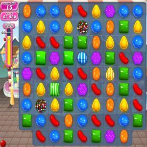 Cea mai populara aplicatie din lume: Candy Crush Saga