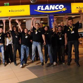 Actori fara voie: Clientii Flanco au devenit protagonisti in reclamele brandului
