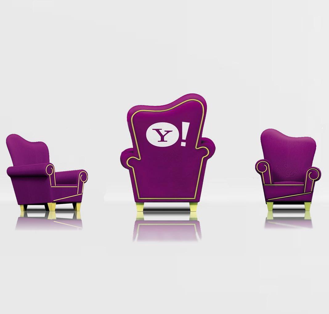 Yahoo intentioneaza sa isi schimbe logo-ul. Vezi cum ar putea arata acesta