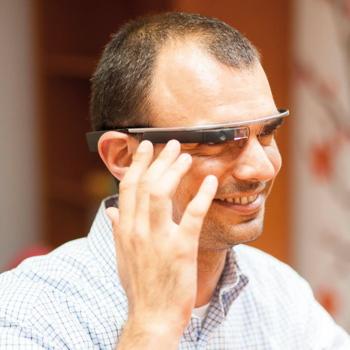 Primul programator al primului joc de pe Google Glass e roman