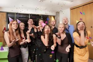 Top 5 reguli de baza pentru petrecerile la birou