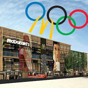 Cum isi fac reclama brandurile de la Olimpiada