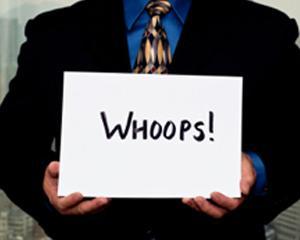 5 greseli in afaceri din care ai ce invata