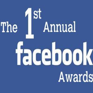 Premiile Facebook se lanseaza in 2012