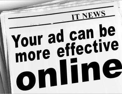 Publicitatea online va depasi print-ul pana in 2015