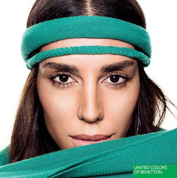 Benetton renunta la prejudecati: Brandul a apelat la un model transsexual