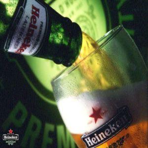 Reclama zilei: Sticla interactiva de la Heineken