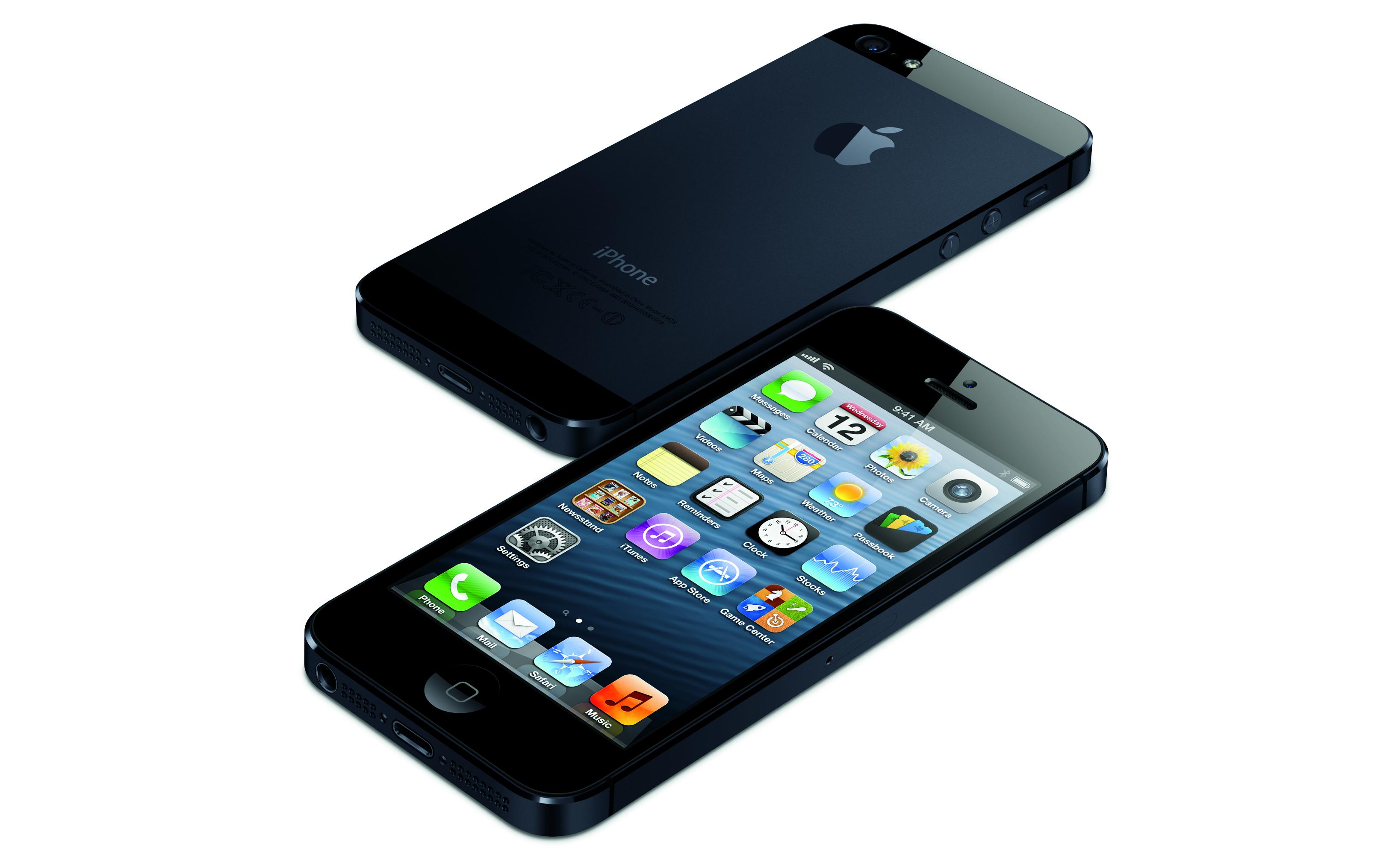 iPhone 5 a fost lansat si arata impecabil