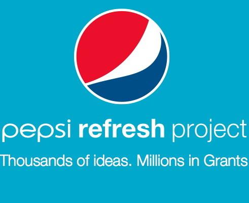 Competitia Pepsi Refresh isi vede visul cu ochii