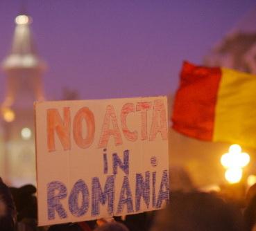 Ole, ole, ACTA nu mai e!