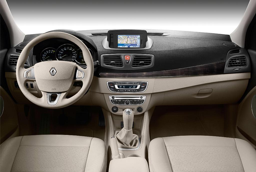 Noul Renault Fluence, disponibil si in Romania