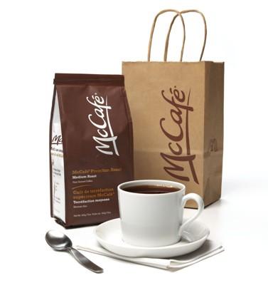 McDonald's va vinde cafea ambalata