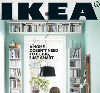 IKEA isi transforma catalogul intr-un instrument de marketing de ultima generatie