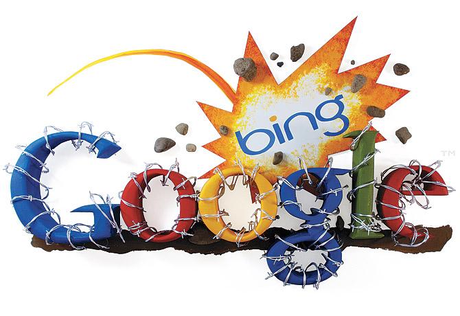Bing vs. Google: Testul suprem