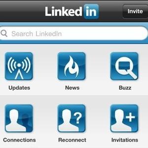 LinkedIn are, in sfarsit, aplicatie pentru iPad