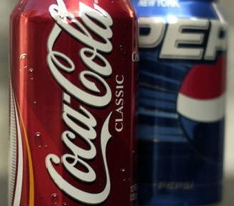 Coca-Cola vs. Pepsi: Care este diferenta dintre cele doua bauturi