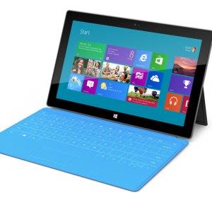 Microsoft Surface: Tableta care vrea sa se lupte cu iPad-ul