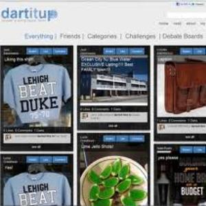 Dart It Up: Noul Pinterest in varianta masculina