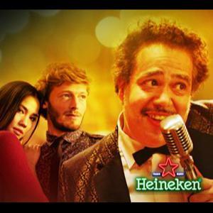 Heineken devine un brand petitor de Sfantul Valentin