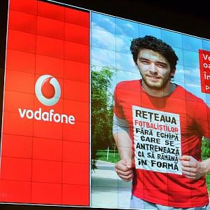 Vodafone si puterea lui impreuna