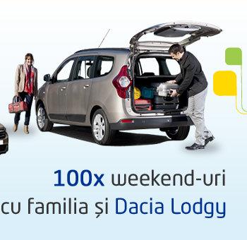 Dacia Lodgy, vedeta spotului semnat de Graffiti BBDO