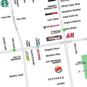 Harta brandurilor