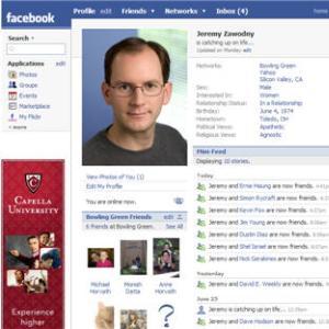 Cat de importanta este poza de profil de pe Facebook?