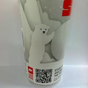 Coduri QR pentru ursii polari