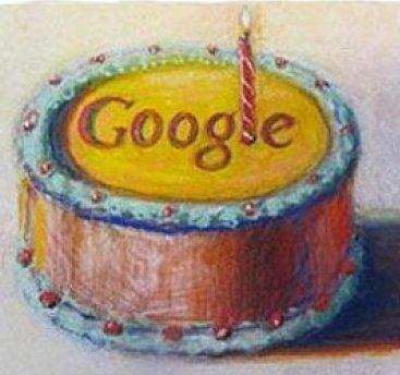 La multi ani, Google!