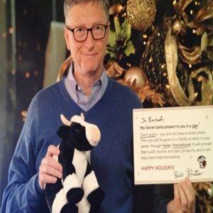 Cine l-ar vrea pe Bill Gates de Mos Craciun?