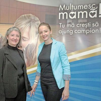 Din seria P&G Multumesc,mama!: Prima poveste romaneasca cu o mama de campioana