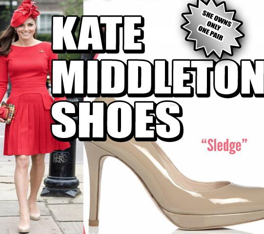 Ce se intampla cand Kate Middleton poarta un brand