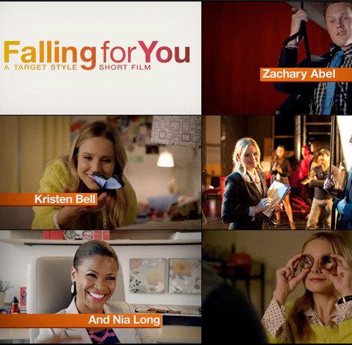 Inedit in materie de promovare: Target lanseaza un film publicitar