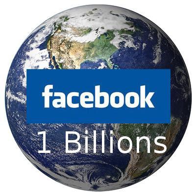 Facebook a atins miliardul