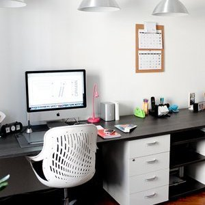 5 idei de design pentru birouri in spatii mici