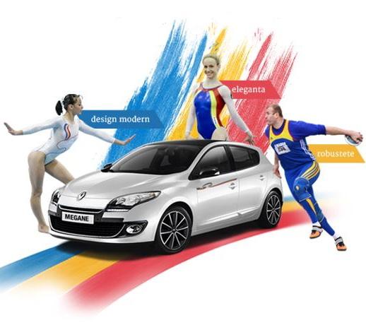 Campanie Renault Romania: Se cauta 100 de ambasadori ai valorilor olimpice